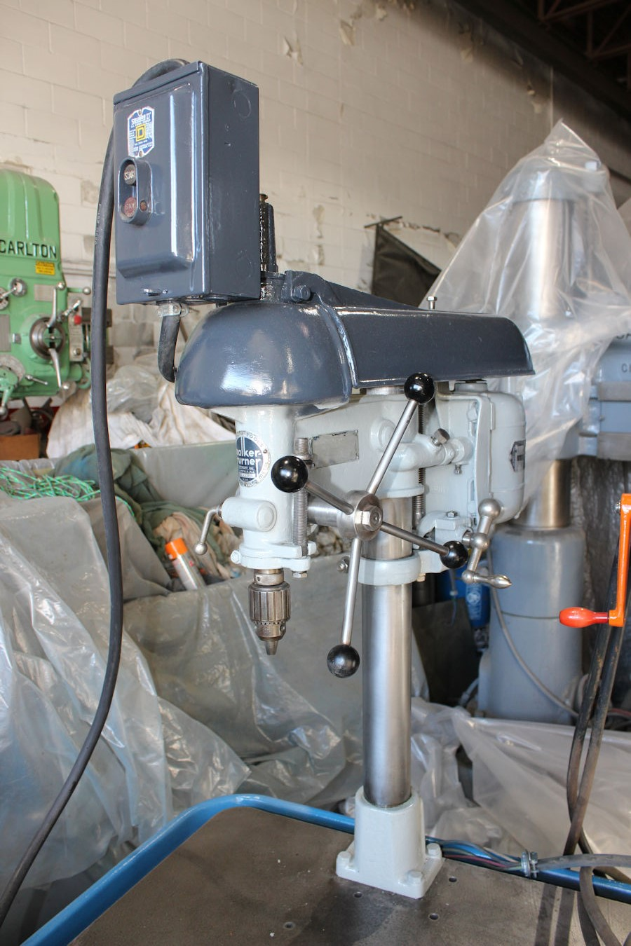 Drill Presses | Inter-Plant Sales Machinery