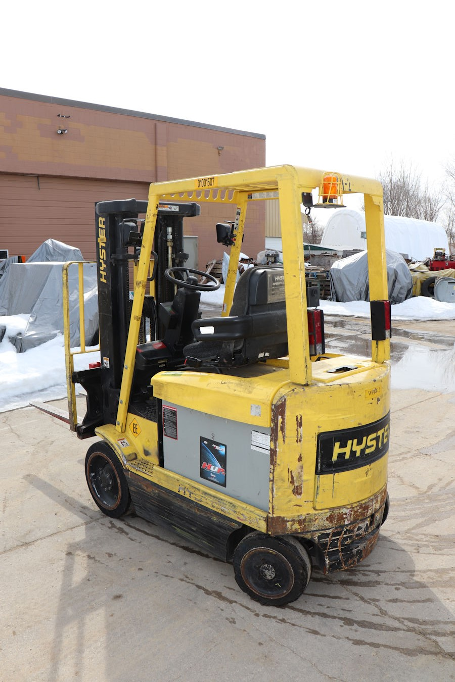 Forklifts - Chargers - Lift Tables | Inter-Plant Sales Machinery