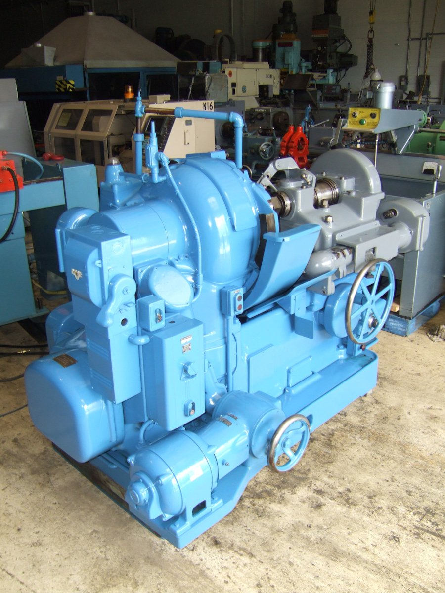 Gear Machines   Inter-Plant Sales Machinery