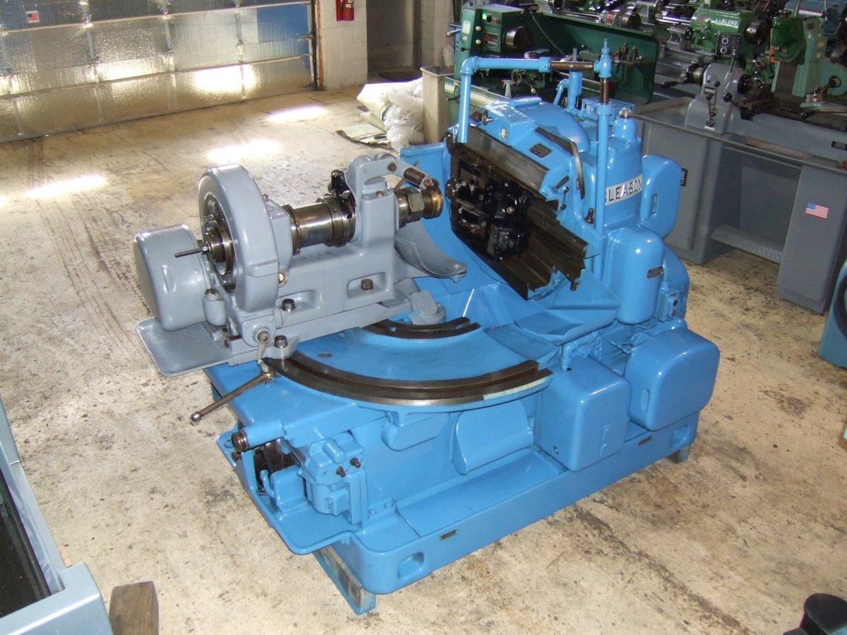 Gear Machines | Inter-Plant Sales Machinery