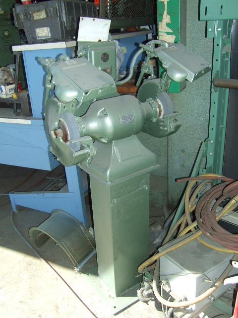 Pedestal Grinders   Inter-Plant Sales Machinery