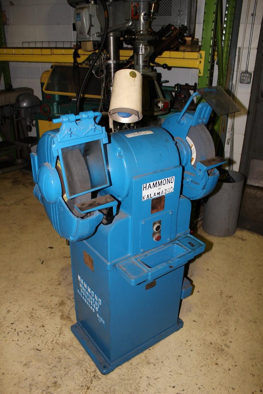 Pedestal Grinders | Inter-Plant Sales Machinery