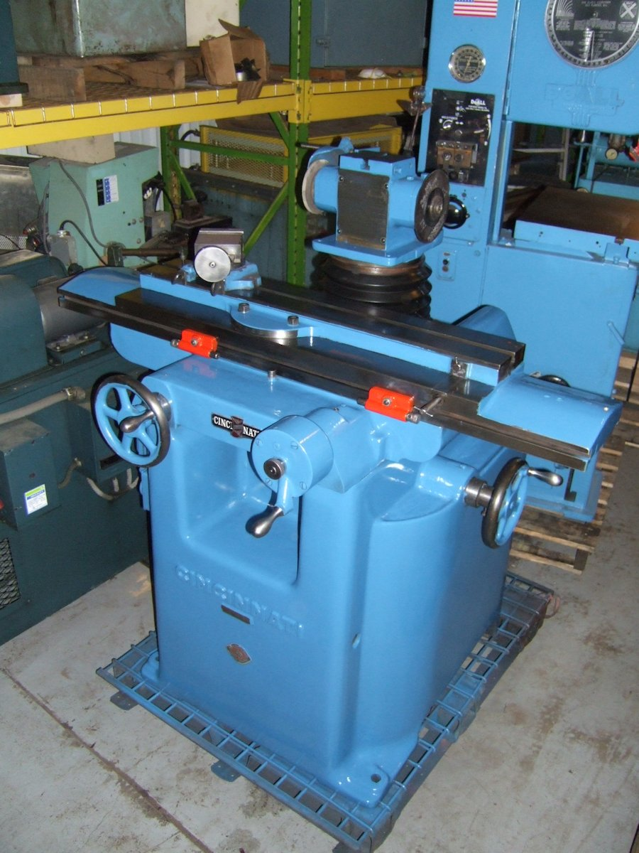 Tool Cutter Grinders | Inter-Plant Sales Machinery