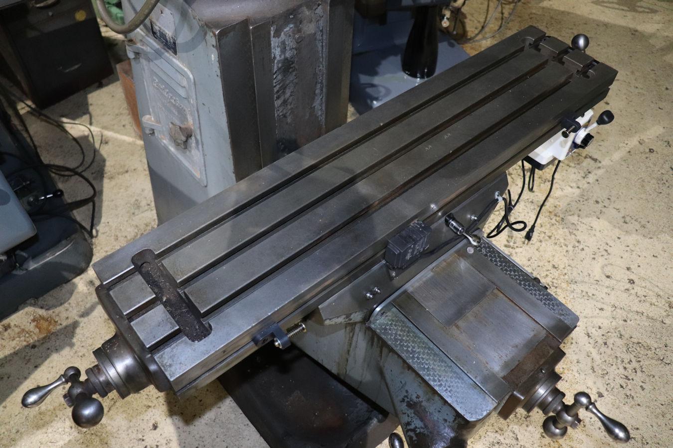 Vertical Mills | Inter-Plant Sales Machinery
