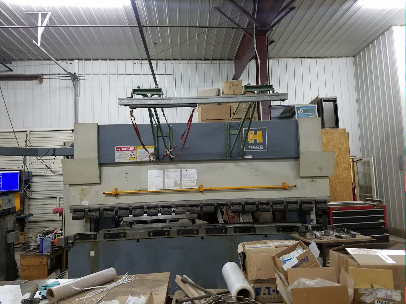 Press Brakes | Inter-Plant Sales Machinery