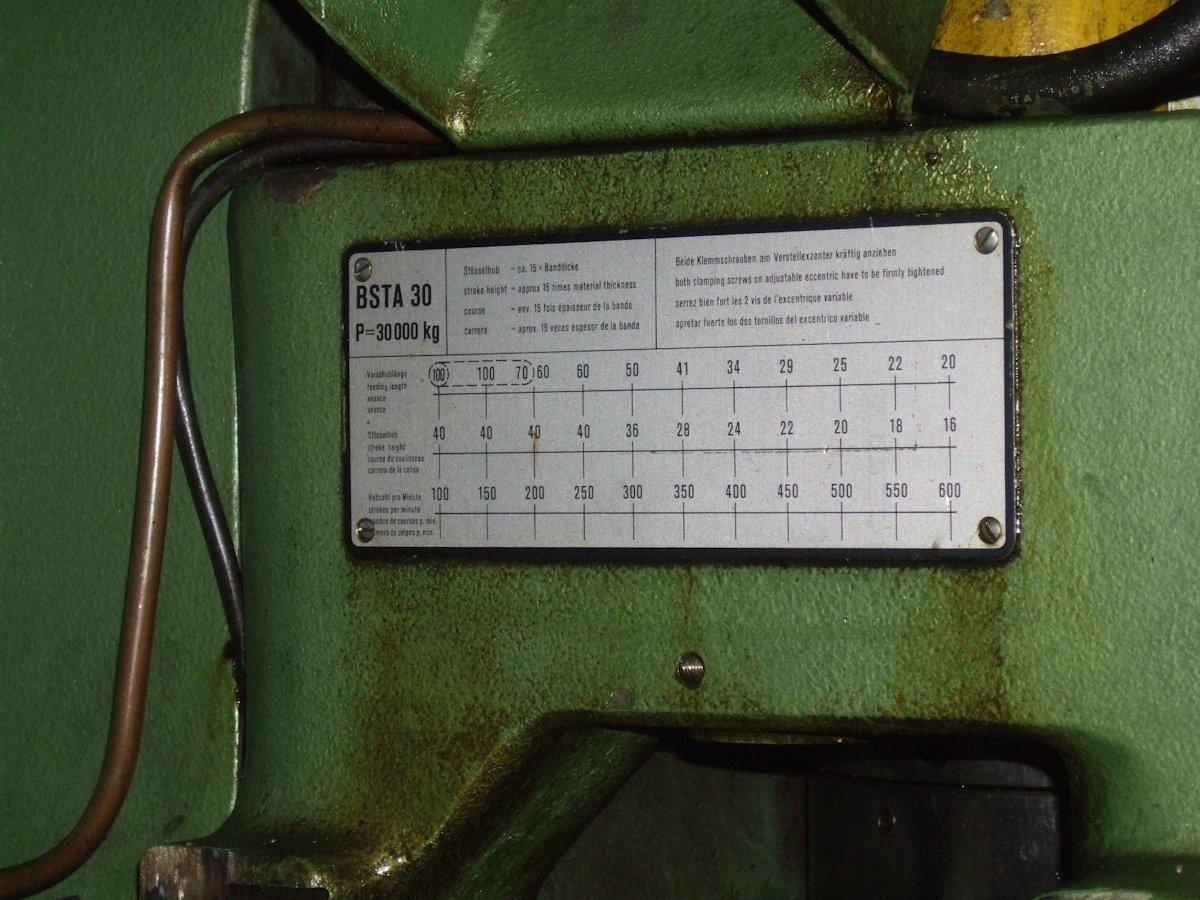 OBI - Mechanical Presses | Inter-Plant Sales Machinery
