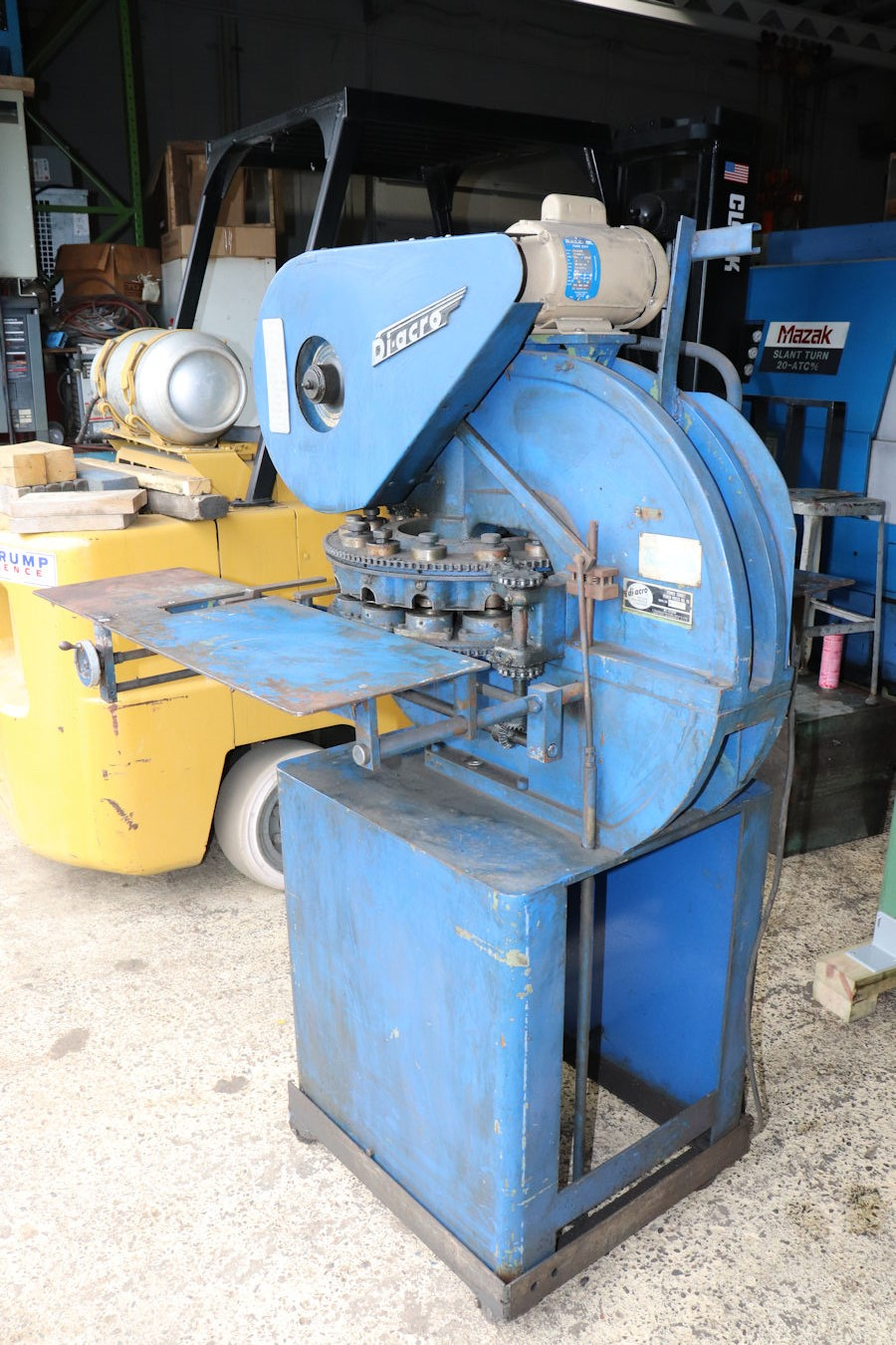 Punches - Plasma Cutters - EDM | Inter-Plant Sales Machinery