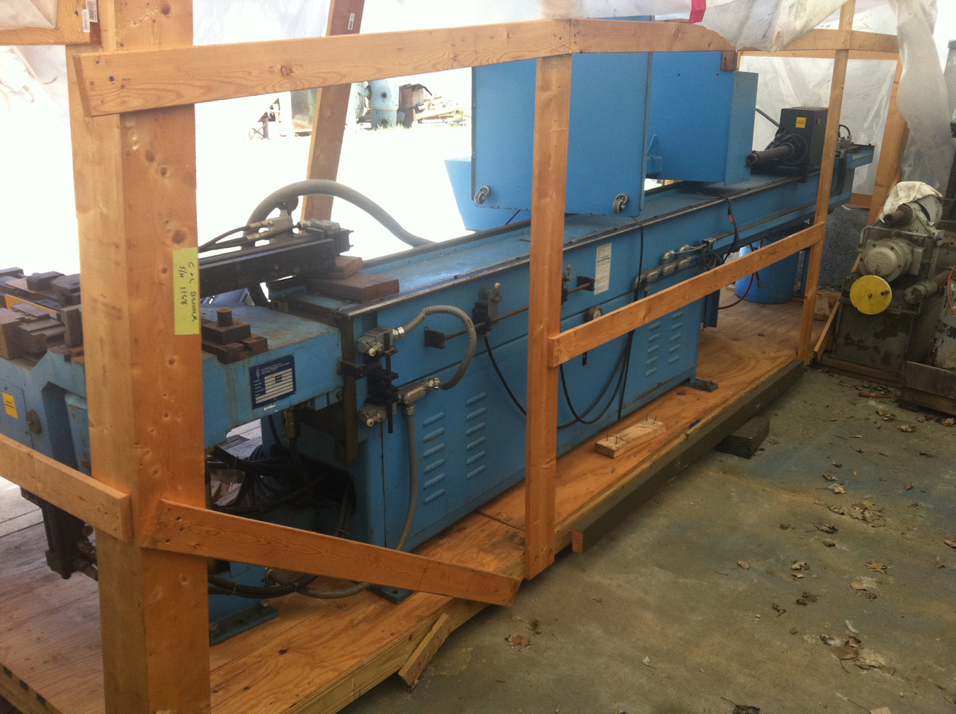 $13500 & Tube Benders - Flaring - Swaging | Inter-Plant Sales Machinery