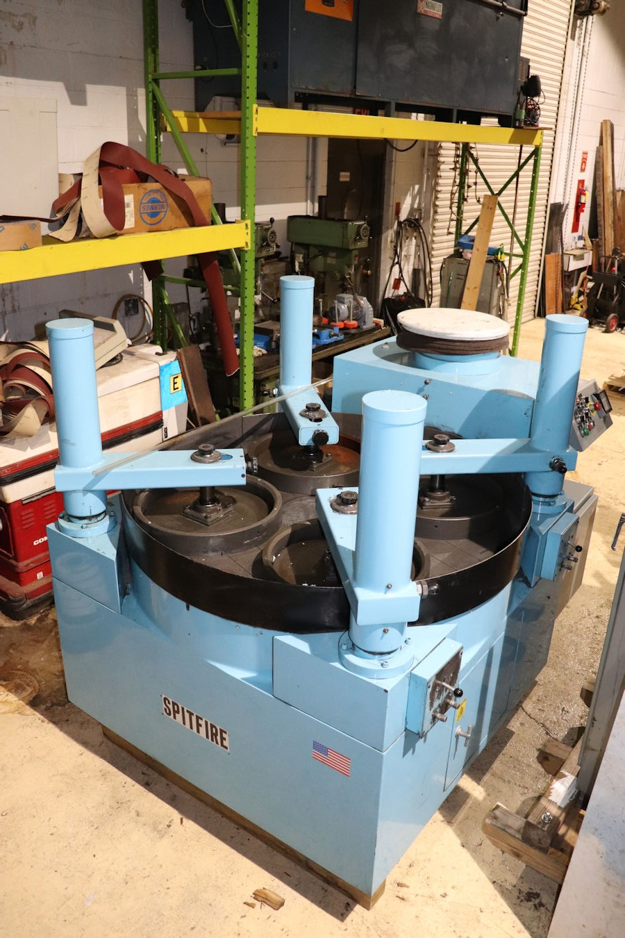 Lappers - Hones | Inter-Plant Sales Machinery