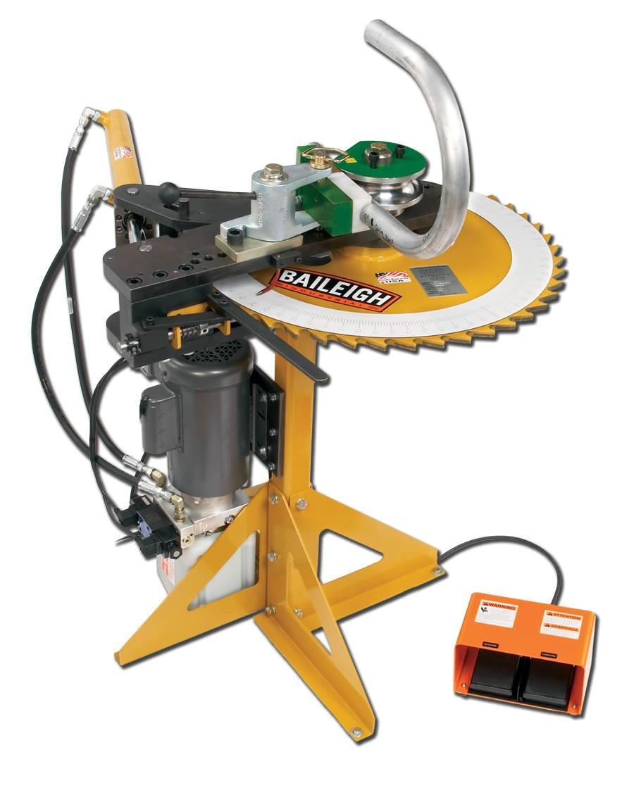 Stainless Steel Hydraulic Pipe Bender : Hydraulic rotary draw bender rdb