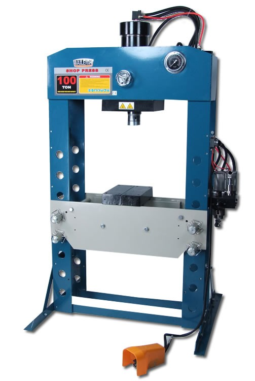 Low closed scissor lift tables likewise 000061 moreover 000062 further Sheet Metal Bend Radius Chart further Pneumatic Shop Press Hsp 75a. on pneumatic press table